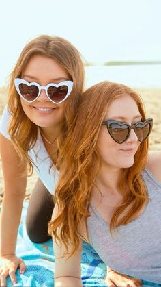 We're all heart-eyes for these adorable sunglasses. A perfect addition to your bachelorette party gift bags! Available in 4 fun colors: White, Pink, Red and Black. #bacheloretteparty Bachelorette Party Themes, Party Gift Bags, Buy Sunglasses, Make Up Your Mind, Party Accessories, Heart Eyes, Fancy, Colors, Red