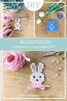 Diy For Kids, Crafts For Kids, Iron Beads, Pillow Tutorial, Craft Activities For Kids, Free Sewing, Beading Patterns, Perler Beads, Diy And Crafts