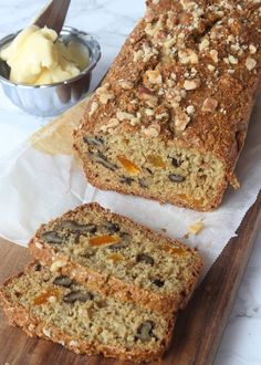 Low Sugar Recipes, Bread Recipes, Baking Recipes, Swedish Recipes, Healthy Diet Recipes, Healthy Life, Healthy Food, Foods With Gluten, Something Sweet