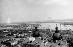 1944г Paris Skyline, Travel, Voyage, Viajes, Traveling, Trips, Outdoor Travel, Tourism