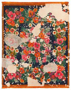 Jan Kath modern carpet rug