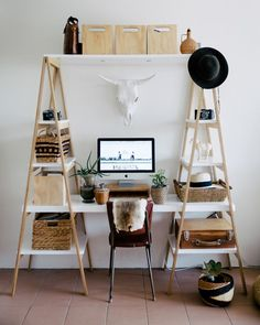 Workspace DIY and inspiration