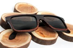 Wood glasses... I want these!!!