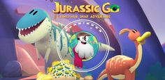 awesome Jurassic GO v1.0.2 APK Updated Download NOW