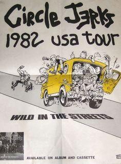 yes Punk Rock, Tours, Album, Flyers, Posters, Random, Music, Food, Musica