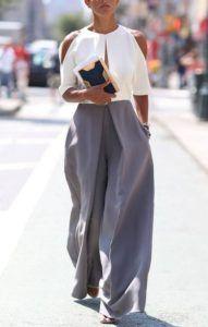 Inspiração de look para usar a tendência Cut out Shoulder | Ombros vazados | Decotes nos ombros