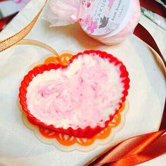 アセロラでピンクに! - 5件のもぐもぐ - レアチーズケーキ by yukinomuraxlS