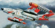 Northrop F-89DJ Scorpion (Jaroslav Velc)