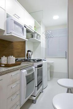 Cozinha empreendimento Villagio Planalto Triunfo #RS / Villagio Planalto Triunfo Kitchen