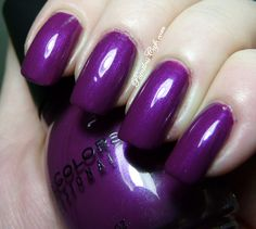 Sinful Colors Fig swatch - Google Search
