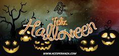 #Halloween es la fiesta de los monstruos....entonces, es tu noche: ¡A disfrutar! www.acesperanza.com #felizhalloween #malaga