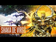 Shaka de Virgo God Cloth - Saint Cloth Myth EX | Out of da Box - YouTube