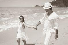 E-session Monique & Flavio #esession #ensaio #engagementsession #noivos #brideandgroom #bride #noiva #praia #beach