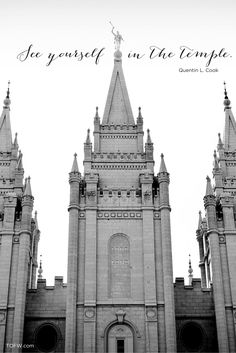 See yourself in the temple. Lds Quotes, Temple Quotes Lds, Quotes 2016, Mormon Quotes, Salvador, Later Day Saints, General Conference Quotes, Temple Pictures, Lds Temples