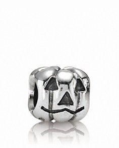 PANDORA Charm - Sterling Silver Jack-O-Lantern_0