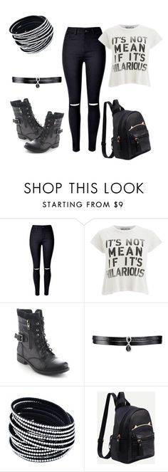 """Untitled #31"" by evalia1291 on Polyvore featuring Wildfox, Refresh and Fallon"