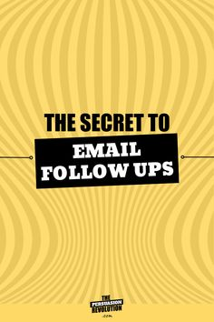 2 Brain Hacks (and Email Scripts) to follow up with potential customers without feeling like a sleazebag or beggar