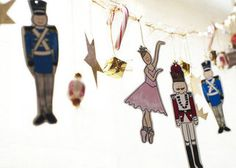 A Sweet Nutcracker-inspired Party For Little Ballerinas
