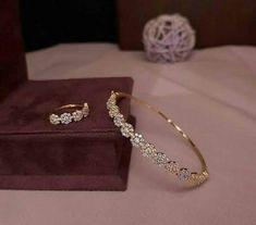 Fashion Jewellery, Diamond, Bracelets, Jewelry, Jewelery, Bangle Bracelets, Jewellery Making, Jewlery, Jewerly