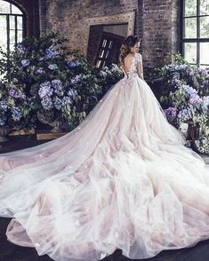 100 beautiful wedding dresses to inspire for the Style-Obsessed Bride 6898697067
