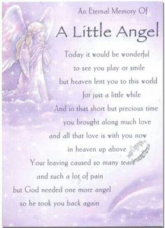 New Angel Baby Quotes Beautiful Ideas Angel Baby Quotes, Baby Girl Quotes, Angel Sayings, Birthday In Heaven, 22nd Birthday, Happy Birthday, Grief Poems, Heaven Quotes, Pomes