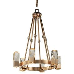 Empire LED Chandelier by Studio M at Lumens.com