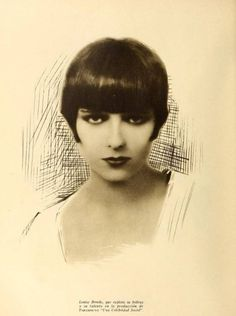 In 1922, at age fifteen, Louise Brooks left Wichita, Kansas, for New York City, embarking on a lifetime of legendary adventures, successes, ... Louise Brooks, Film Muet, Film Noir, Silent Film Stars, Movie Stars, Old Hollywood, Hollywood Stars, Classic Hollywood, Vintage Beauty