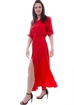 46dec1f23272 Φόρεμα Miss Pinky maxi με εξωτερικές τσέπες - Miss Pinky  fashionista   dress  girls