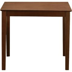 Wooden Importers Vernon Counter Height Dining Table | Wayfair