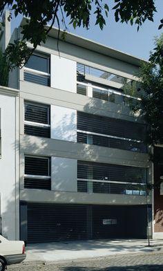 Edificio de Viviendas en Colegiales - ARQA