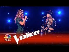 "The Voice 2015 - Battle Preview: Sawyer vs. Noelle ""Have You Ever Seen the Rain"" (Sneak Peek) - YouTube"