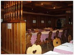 Au Pont du Corbeau in Strasboug - one of our favorite restaurants!