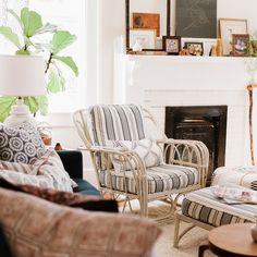 A Textile Designer's Layered Abode in Savannah, GA   Design*Sponge