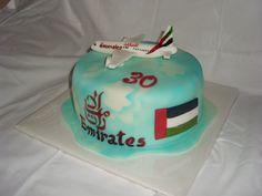dort s letadlem cake airplane