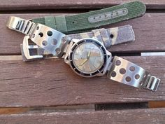 Good looking Buler Diver from - oversized - todays's size Diving, Bracelet Watch, How To Look Better, Ebay, Watches, Accessories, Vintage, Scuba Diving, Wristwatches