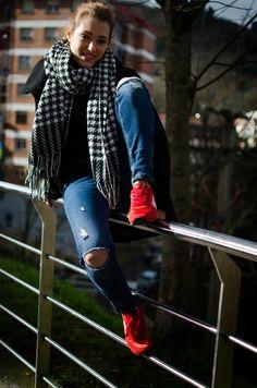 los pilares de la moda: Look urbano #kissmylook