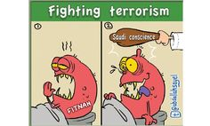 كاريكاتير جريدة عرب نيوز (السعودية)  يوم الأحد 9 نوفمبر 2014  ComicArabia.com (Beta)  #كاريكاتير