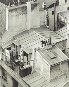 Quartier Latin. Paris, 1926. Photograph by André Kertész.