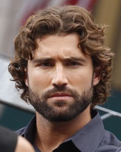 """""""A HOT Brody Jenner promotes season 8 of Brody Jenner, Handsome Bearded Men, Handsome Faces, Beautiful Men Faces, Gorgeous Men, Jenner Hair, Colored Curly Hair, Stud Muffin, Attractive Guys"""