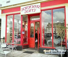 New Janner Jam Café opens on the Plymouth Barbican Plymouth Barbican, Pin Up Art, Devon, Portal