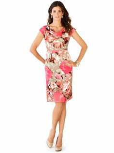 "Joan Dress ""Mad Men"" Collection - Banana Republic"