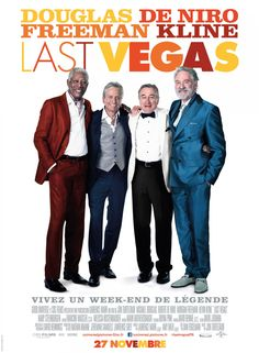 Just saw Last Vegas at a early screening. Very funny and light hearted movie. Totally recommend!!