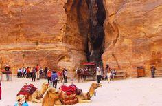 Petra - Jordânia - Viagem com Sabor