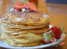 Kefir, Pancakes, Food And Drink, Treats, Baking, Breakfast, Food Treat, Cupcake, Eyes