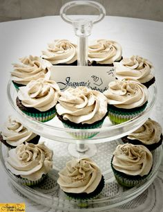 Homemade Mocha Cup Cakes by Jeanette's Cake Studio, Mumbai