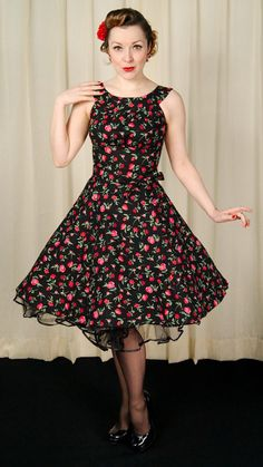 rosen petticoat dress