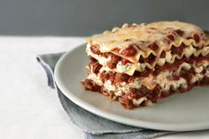 Making lasagna has never been easier!