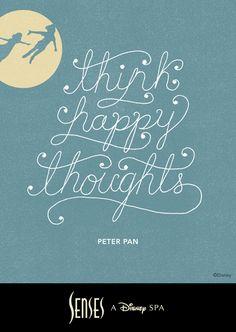 Think Happy Thoughts #WaltDisneyWorld #Spa