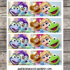 Twin Birthday Parties, Second Birthday Ideas, Baby 1st Birthday, Muppet Babies, Baby Party, Party Ideas, Centerpiece Ideas, Christmas Carol, Dexter