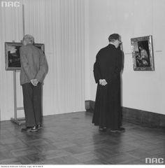 Wystawa w Muzeum Narodowym w Warszawie / Exhibition in National Museum in Warsaw via Narodowe Archiwum Cyfrowe